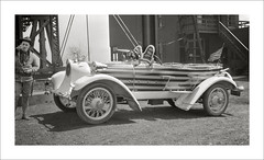 Vehicle Collection (9692) - Anheuser-Busch Bevo Boat (Steve Given) Tags: familycar motorvehicle automobile