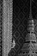 Thep Phanom, Phra Ubosot, Wat Ratchabophit (aey.somsawat) Tags: architecture bangkok buddhisttemple godandangel ornaments ornamentsinthaiarchitecture temple thaiarchitecture thailand thepphanom ubosot wat watratchabophit