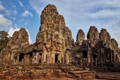 Bayon – Temple (Thomas Mülchi) Tags: bayon temple angkor siemreap cambodia 2018 siemreapprovince angkorthom architecture krongsiemreap