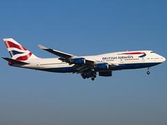 British Airways | Boeing 747-436 | G-CIVJ (Bradley's Aviation Photography) Tags: egll lhr heathrow londonheathrowairport heathrowairport london canon70d b744 747 ba britishairways boeing747 boeing747436 gcivj