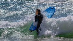 Praia do Tonel (Nat_L2_photographies) Tags: praia plage beach surfeurs surf surfers planche vague sport portugal forteresse sagres