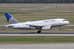 N855UA - 2002 build Airbus A319-131, arriving on Runway 08R at Houston (egcc) Tags: 4055 1737 a319 a319131 airbus bush houston iah intercontinental kiah lightroom n855ua staralliance texas ua ual united unitedairlines