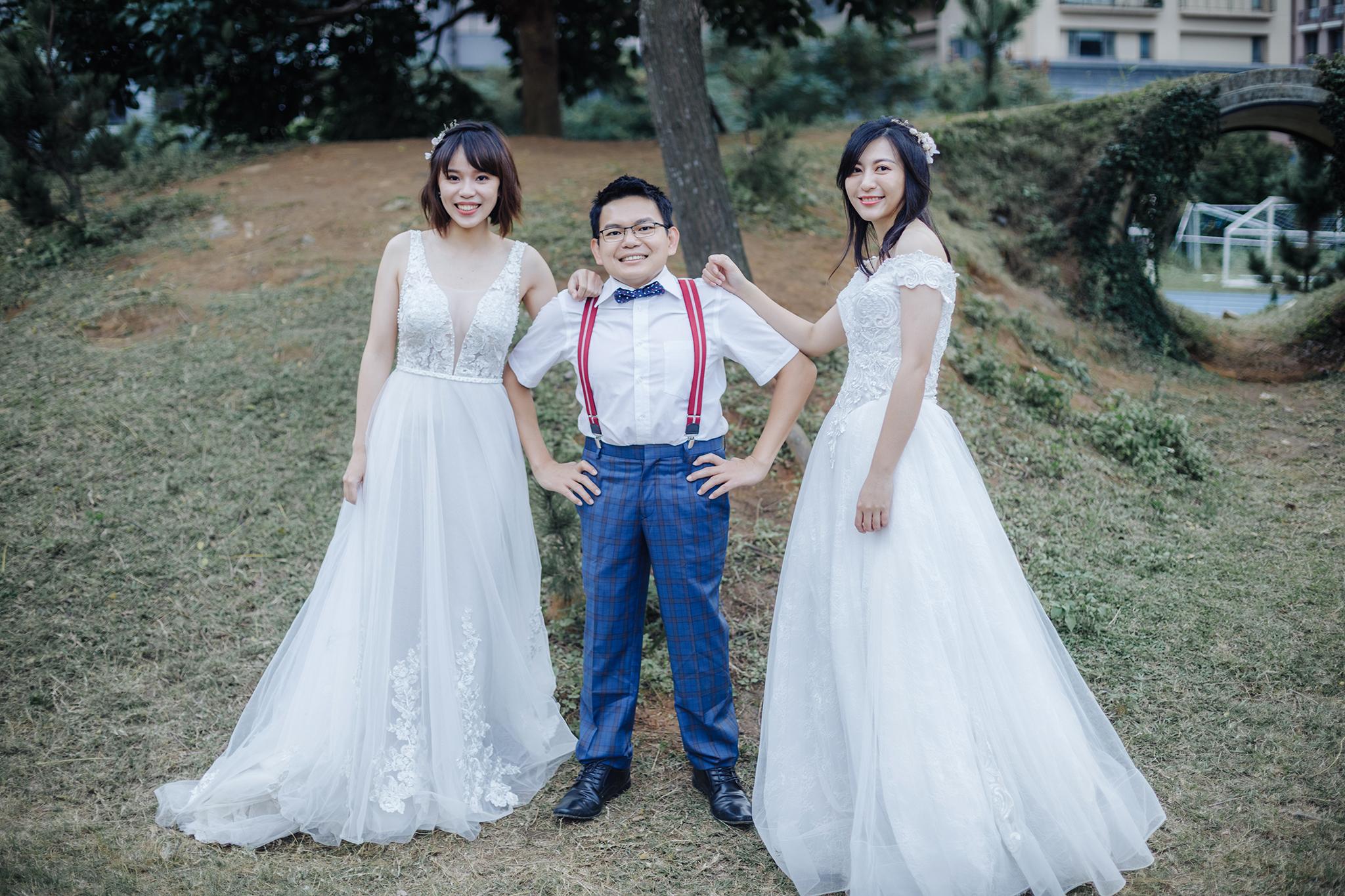 40901344703 80854b05c6 o - 【閨蜜婚紗】+育誠&娟羽&映煦+