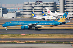 Vietnam Airlines Airbus A350-941 VN-A892 (Mark Harris photography) Tags: spotting vn a350hnd canon 5d plane aviation