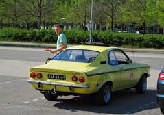 1972 Opel Manta 1900 S SR (rvandermaar) Tags: 1972 opel manta 1900 s sr opelmanta opelmantaa mantaa sidecode1 import am4945
