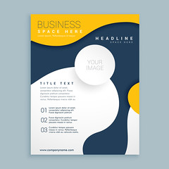 yellow cover brochure flyer design poster leaflet template for your business (diptasaha.lpu.cse) Tags: business flyer brochure leaflet corporate template presentation layout page banner publication promotional modern company organization print branding identity magazine cover document catalog creative report office card marketing poster advertise design annual