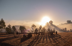 IMG_4331 (alextaz2) Tags: swan valley perth australia caversham farm vintage car sunrise landscape