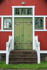 20180827-Canon EOS 6D-5210 (Bartek Rozanski) Tags: gravdal nordland norway church red door norwegian lofoten traditional viking vestvågøya norge noreg vestagoya