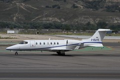 I-ELYS (moloneytomEIDW) Tags: mad madridairport ielys learjet