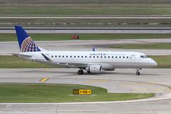 N82333 - 2015 build Embraer 175-200LR, taxiing to gate on arrival at Houston (egcc) Tags: 333 170200lr 17000532 ash bush emb175 embraer embraer175 houston iah intercontinental kiah lightroom mesaairlines n82333 staralliance texas ua ual united unitedairlines unitedexpress