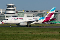 D-AGWC - Eurowings - Airbus A319-132 (5B-DUS) Tags: dagwc eurowings airbus a319132 a319 dus eddl dusseldorf düsseldorf international airport aircraft airplane aviation flughafen flugzeug planespotting plane spotting