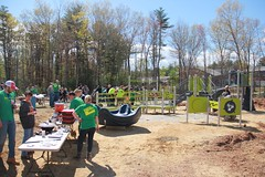 """Timberland Earth Day & Footwear Cares at Salisbury Elementary School • <a style=""""font-size:0.8em;"""" href=""""http://www.flickr.com/photos/45709694@N06/40902946243/"""" target=""""_blank"""">View on Flickr</a>"""