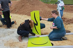 """Timberland Earth Day & Footwear Cares at Salisbury Elementary School • <a style=""""font-size:0.8em;"""" href=""""http://www.flickr.com/photos/45709694@N06/40902946513/"""" target=""""_blank"""">View on Flickr</a>"""
