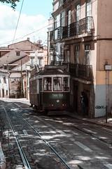 Cable car (maurusloeffel) Tags: lisbon lissabon lisboa portugal summer city tram cable car