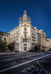 Valencia (auredeso) Tags: valencia spagna espana spain hdr tonemapping edificio building nikon d750 tamron nikond750 tamron1530