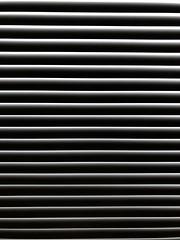 jalousie lines (M@ROš) Tags: night simply mobilephoto 8plus iphone minimal jalousie window lines blackandwhite white black