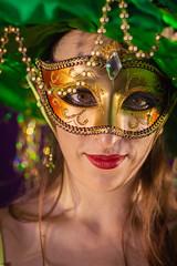 Alanna (joel.queyrel) Tags: lesswings cabaret danseuse masque