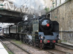 Gare de l'Est (portemolitor) Tags: paris 10ème garedelest sncf viveletrain locomotiveàvapeur locomotive à vapeur steam loco gare de l est vive le train 10e 10th arrondissement 75010