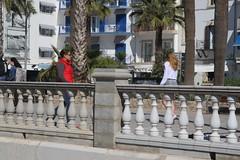 Sitges (O'Bydalej) Tags: sitges spain catalonia beach coast sea water mediterranean