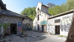 Befour (ostplp) Tags: exploration vintage ancien abandon abandonné électricité usine industriel industrie friche oublié forgotten decay urbex acierie steel mill graff graffiti tag