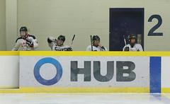 Hockey Hub (peterkelly) Tags: digital canon 6d northamerica ontario canada wheatley wheatleyareaarena boards arena ice rink hockey icehockey team women hub door