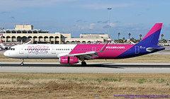 HA-LTA LMML 16-05-2019 Wizz Air  Airbus A321-231 CN 8216 (Burmarrad (Mark) Camenzuli Thank you for the 18.9) Tags: halta lmml 16052019 wizz air airbus a321231 cn 8216