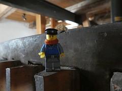 Müller (captain_joe) Tags: urlaub kappeln schlei schleswigholstein toy spielzeug 365toyproject lego minifigure minifig