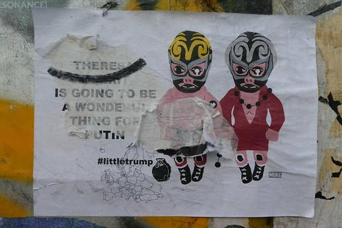 Morg street art, Shoreditch