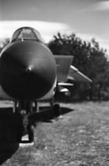 Tornado IDS (Alexander ✈︎ Bulmahn) Tags: kunst am fliegenden objekt canon eos 500n ef 50mm f18ii nifty fifty fantastic plastic agfa apx 100 510 pyro nordholz spieka aeronauticum panavia pa 200 tornado ids 45 30