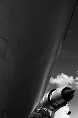 Art Force One (Alexander ✈︎ Bulmahn) Tags: kunst am fliegenden objekt vfw 614 aeronauticum canon eos 500n ef 50mm f18ii nifty fifty fantastic plastic agfa apx 100 510 pyro