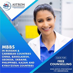 MBBS In Russian & Caribbean Countries (webmaster.astroninternational) Tags: