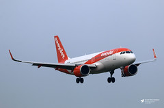 G-UZHW Airbus A.320-251N, easyJetBristol Airport, Lulsgate Bottom, Somerset (Kev Slade Too) Tags: guzhw airbus a320 neo easyjet runway09 eggd bristolairport lulsgatebottom somerset