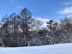 2019_01_30 09_36_11 (Yiwen103) Tags: 日本 滑雪 星野 磐梯山 溫泉 ski