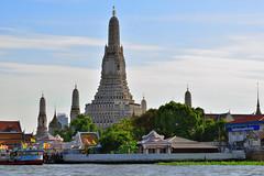 DSC_1465 (Kyp-chan) Tags: thailand bangkok บางกอก กรุงเทพมหานคร watarun วัดอรุณ chaophraya travel voyage