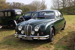 Jaguar Mark II 3.8 KGJ120D (Andrew 2.8i) Tags: haynes museum sparkford classic car cars classics breakfast meet show british luxury executive 2 ii mark 380 38 jaguar