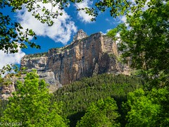 Ordesa Valley Walk-1 (ozipital) Tags: europe pyrenees spain mountains nationalpark ordesa