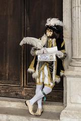 SON01216cropadj (Charlie Jobson) Tags: venice venezia carnevale people costume masks
