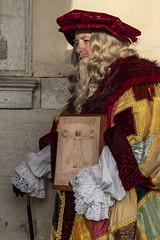 SON01213cropadj (Charlie Jobson) Tags: venice venezia carnevale people costume