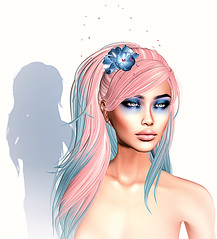 LuceMia - ZIBSKA (2018 SAFAS AWARD WINNER - Favorite Blogger -) Tags: photowalk people person woman color coulor minimalism sl secondlife mesh fashion creations blog beauty hud colors models lucemia zibska gift delfashinator we3roleplay event
