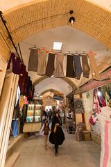 Ruelle (hubertguyon) Tags: iran perse persia asie asia moyen proche orient middle east kerman ville city bazar bazaar marché market