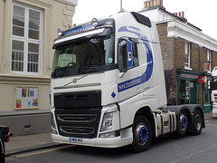 SH Transport GM16NGG_7367 (pjlcsmith2) Tags: favershamtransportweekend 2019 shtransport volvo fh tractorunit lorry truck
