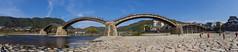 Kintai-kyo (stephanexposeinjapan) Tags: japon japan asia asie kintaikyo stephanexpose rivière water eau river pont bridge 600d 1635mm iwakuni canon