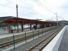 Åkersberga station (tompa2) Tags: åkersberga järnvägsstation uppland