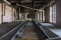 I Can See Your Tracks (Baldran) Tags: abandoned vacant ruin rural decay derelict industry urban exploration