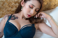 III09335 (HwaCheng Wang 王華政) Tags: 人像 外拍 馬甲 內衣 花蓮 費斯 玻璃屋 旅拍 corset underwear md model portraiture sony a7r3 ilce7rm3 a7r mark3 a9 ilce9 24 35 85 gm