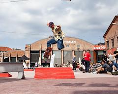 Skate Jam at Røde Plads (KelsaaCPH) Tags: denrødeplads kelsaacph københavn 2200 kelsaaphoto action skateboarding street