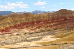 USA - OR - Painted Hills (mda'skaly) Tags: oregon usa paintedhills colours couleurs desert landscape nature paysages collines etatsunis