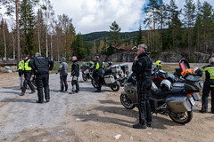 Spring touring in Norway and Sweden (stefanh.varberg) Tags: norge touring mc mctouringse motorcyklar rastplats vårtouring