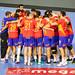Mannschaft Spanien Köln Arena Handball WM 2019