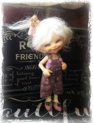 Sunday loves her new outfit (Jonquil O) Tags: realpuki soso fairyland bjd tiny fairy